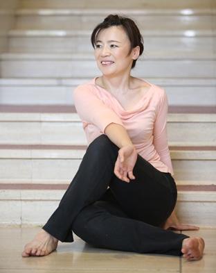 元バレエダンサー、ケンコウスポーツマネジメント修士の資格を持つ研修講師タニカワ久美子
