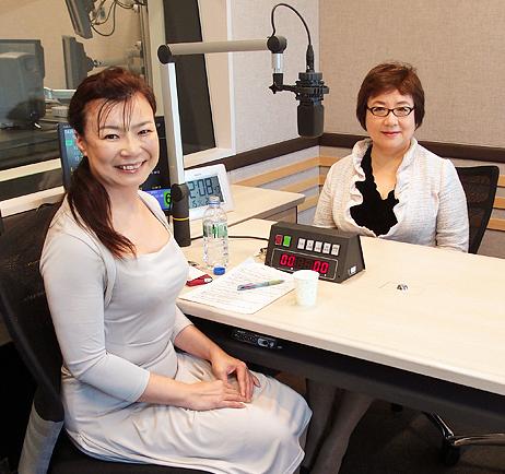 ラジオ日経健康ネットワーク出演
