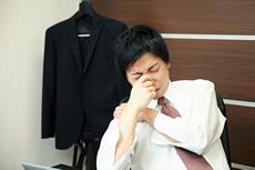 睡眠不足とストレス